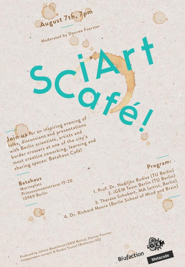 SciArt Café
